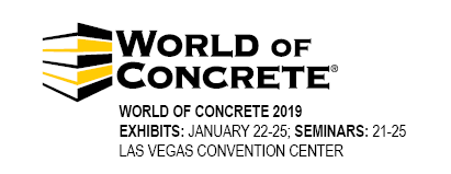 World Of Concrete 2019 Invitation