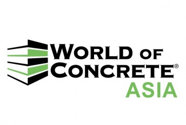 World Of Concrete Asia 2018 is coming